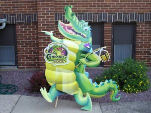 Crocodile Dock is this year's VBS program